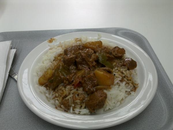 最像中餐的西餐